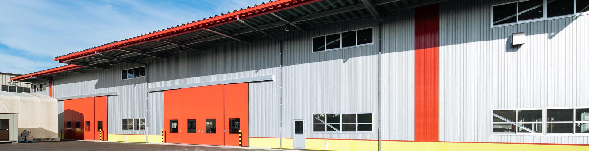 MFE HIMUKA新工場