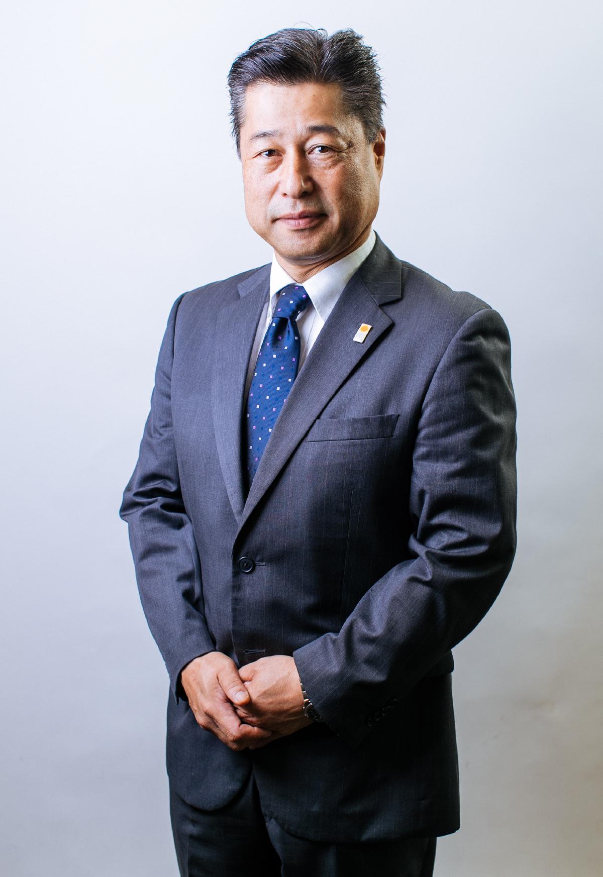 株式会社MFE HIMUKA 代表取締役社長 島原 俊英