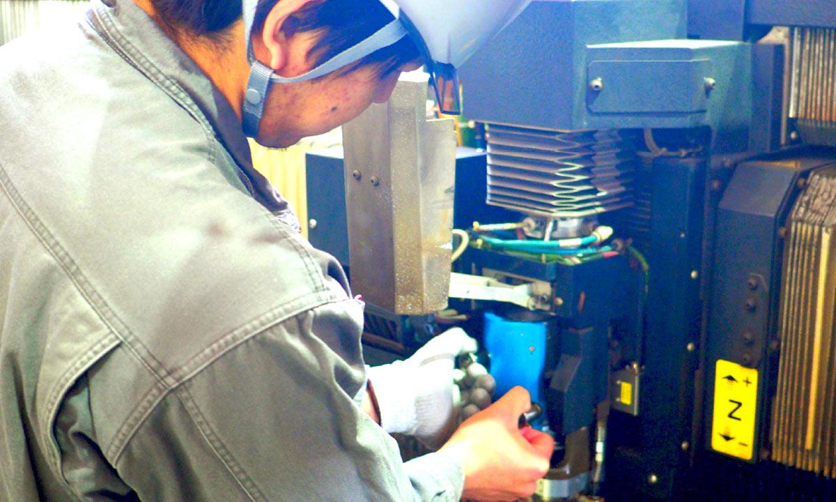 工場設備メンテナンス2